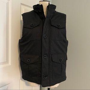 Apt 9 charcoal gray vest